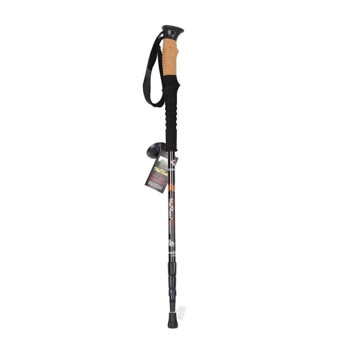 Ultra Light Aluminum Climbing Stick Adjustable Telescopic Poles for Outdoor Trekking Hiking
