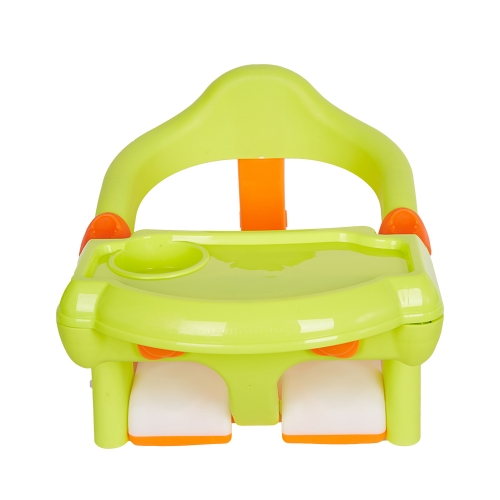 2-in-1 Baby Bath Tub Toddler Training Dinning Chair
