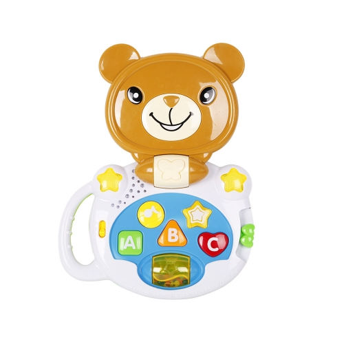 Music Machine Cartoon Bear Shape