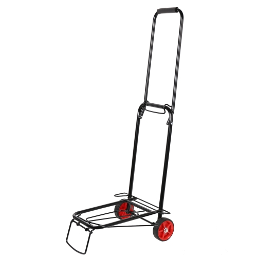 KARMAS PRODUCT 110 lbs Lightweight Folding Hand Truck Cart for Transport Grocery