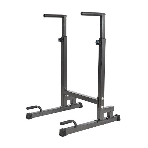 Karmas Super Sturdy Home Gym Fitness Dip Station Workout Equipment