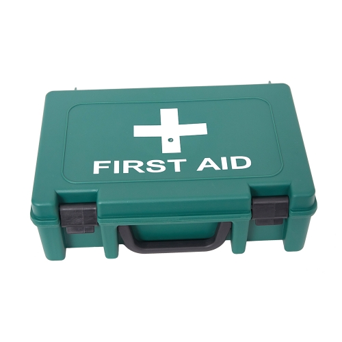 Family Outdoor First Aid Kit Compact for Emergency at Home Medical Survival Emergency for Camping Hiking Case