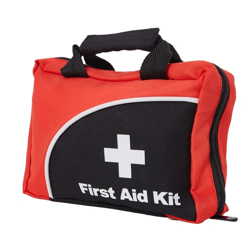 First Aid Kit (116 Piece) Family Outdoor First Aid Kit Compact for Emergency