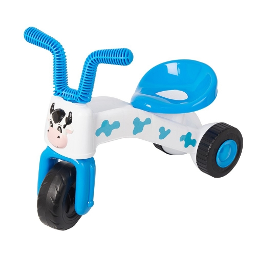 Colortree Baby Balance Bike Bicycle Toddler Trike Kids Ride On Toys Infant First Bike,Blue