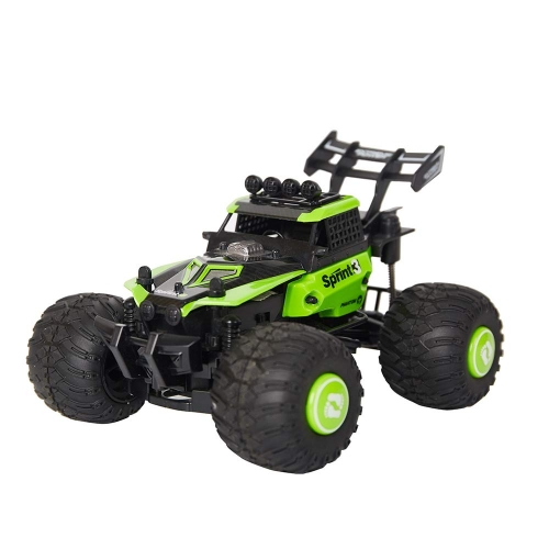 Colortree 2.4GHz RC Off-Road DIY Vehicles 1:28 High Speed Climbing Truck Car,Replaceable Shell and Tire