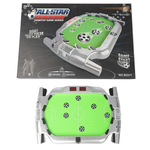 Colortree Tabletop Football Game -Fast Paced Action Game Lots of Fun for Kids- Durable with Strong High Powered Fan