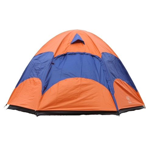 Boson 3-4 Person Easy Setup Double Tent Waterproof Moisture-proof Outdoor Professional Sport Tent